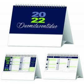 Calendario da Tavolo Trimestrale Formato 12.5x19.5 Cm